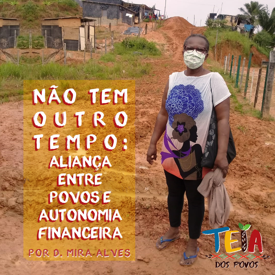 Dona Mira Alves - Não tem outro tempo